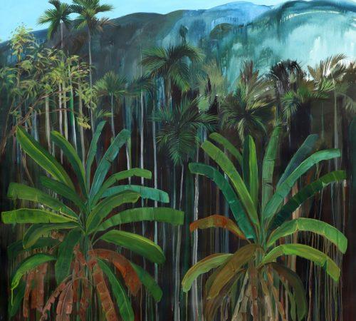 Jana-Bednarova_09_The-Gate-Acrylic-on-Canvas-205-x-214-cm-2021
