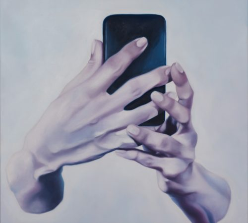 Martina-Rotlingova_06_Holy-hands-70x70cm-oil-on-canvas-2018