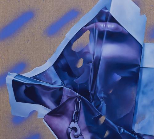 Martina-Rotlingova_07_Andromeda-60x50cm-oil-and-acrylic-spray-on-canvas-2020