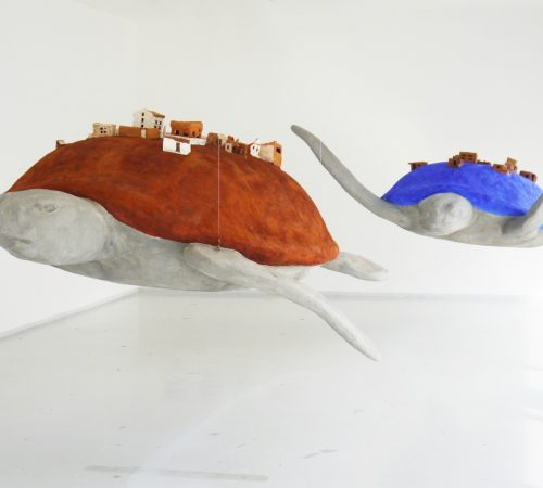 Oto-Hudec_14_Tartaruga-I.-Tartaruga-II.-courtesy-Oto-Hudec-and-Gandy-gallery-Archipelago-Kunsthalle-Bratislava-2017