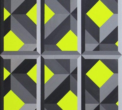 silvia-heiserova_08-Grids-I-2017.-Acrylic-on-Canvas-80x60cm.